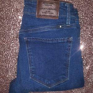 Lucky brand jeans Bridgette skinny size 0/25